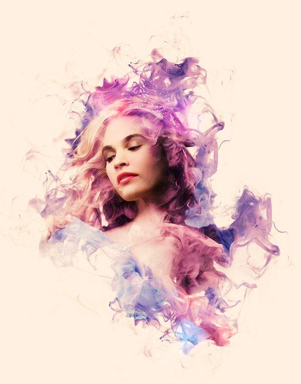 Cinderella, Past Midnight, official social illustrations