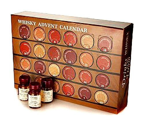 Countdown to Christmas Like an Adult With the 2013 Whiskey Advent Calendar