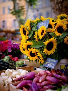 French Farmer's Market on Pinterest   Farmers' Market, French and ...
