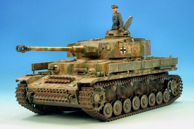 Panzer IV Ausf. J by Luciano Rodriguez (Tamiya 1/48)