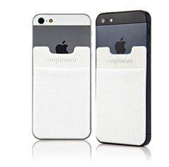 Amazon.com: Sinjimoru Sinji Pouch Adhesive accessory pocket for iPhone