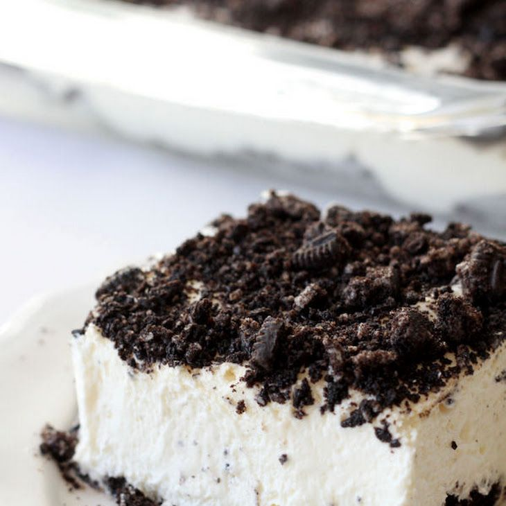 dirt recipe with cream cheese and cool whip