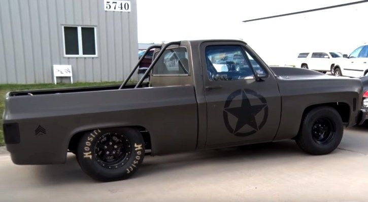 Untouchable Nitrous Small Block Chevy C10 Truck |