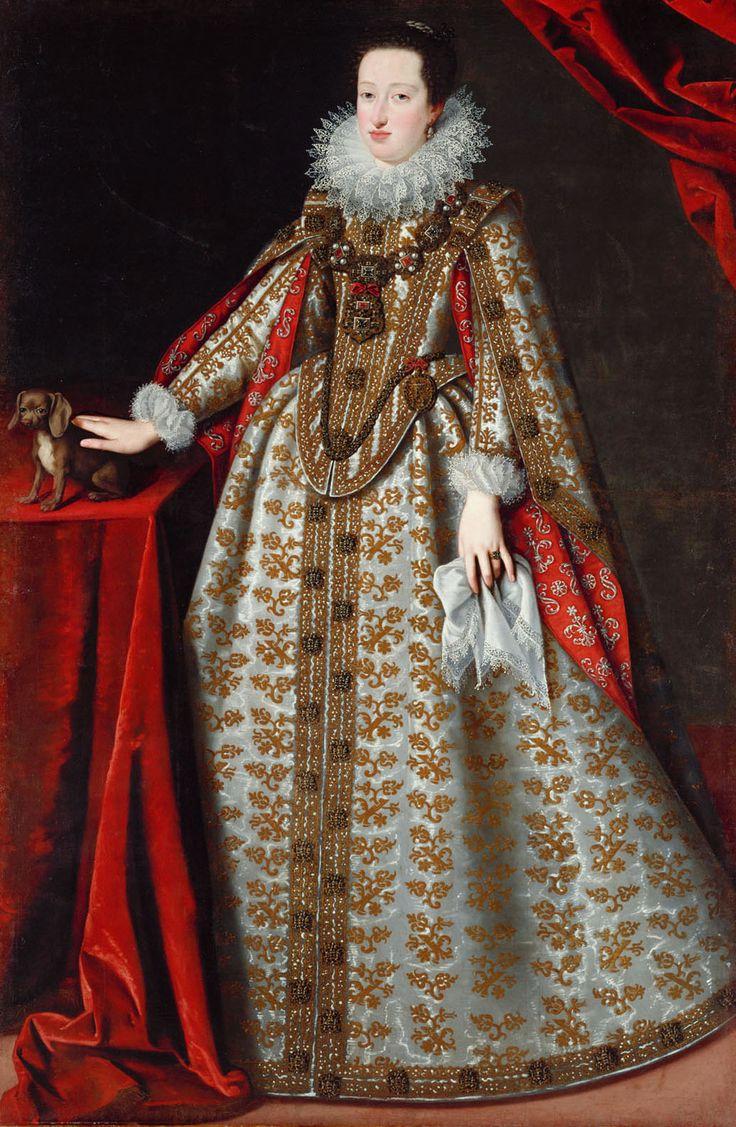 1621 dokumentiert (Baldinucci), Künstler:Justus Sustermans, , Schloss Ambras Innsbruck