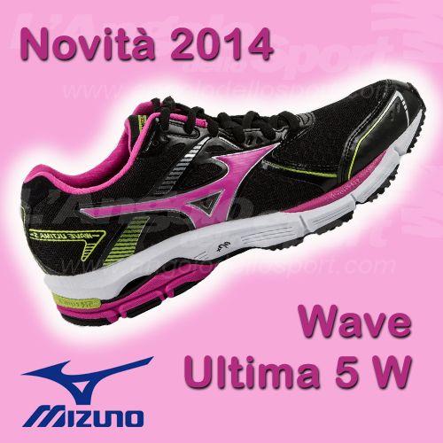 Novità #running #Mizuno Wave Ultima 5 Donna www.facebook.com/angolodellosport