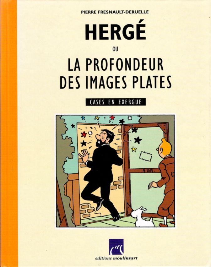 Hergé ou la profondeur des images plates