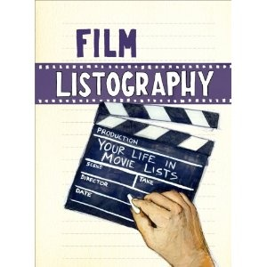 Film Listography: Your Life in Movie Lists (Diary) http://www.amazon.com/dp/1452106517/?tag=wwwmoynulinfo-20 1452106517