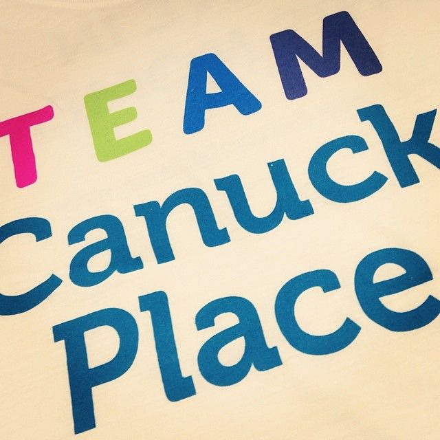TEAM Canuck Place T-shirts