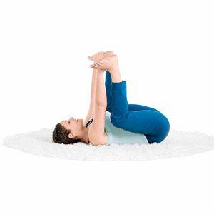Stretches to Help You Sleep Better Tonight by fitnessmagazine #Sleep #Stretches