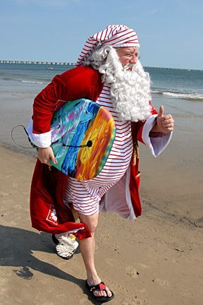 Writing Prompt:  Pretend you are Santa Claus and write a story about your vacation after delivering toys to all the children around the world.  Remember to include where you went, what you did, and a particular favorite memory from the trip.