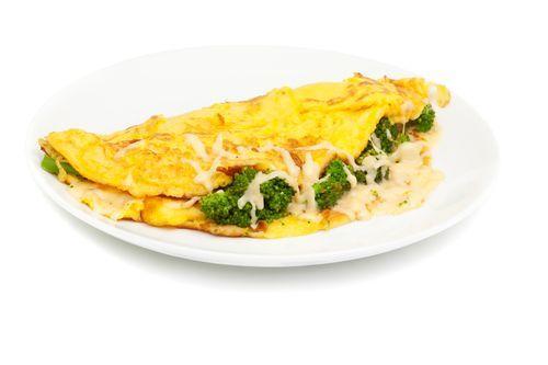 Omeleta s brokolicí | Pro ŽENY a HUBNUTÍ | od fitness Danči | Česko