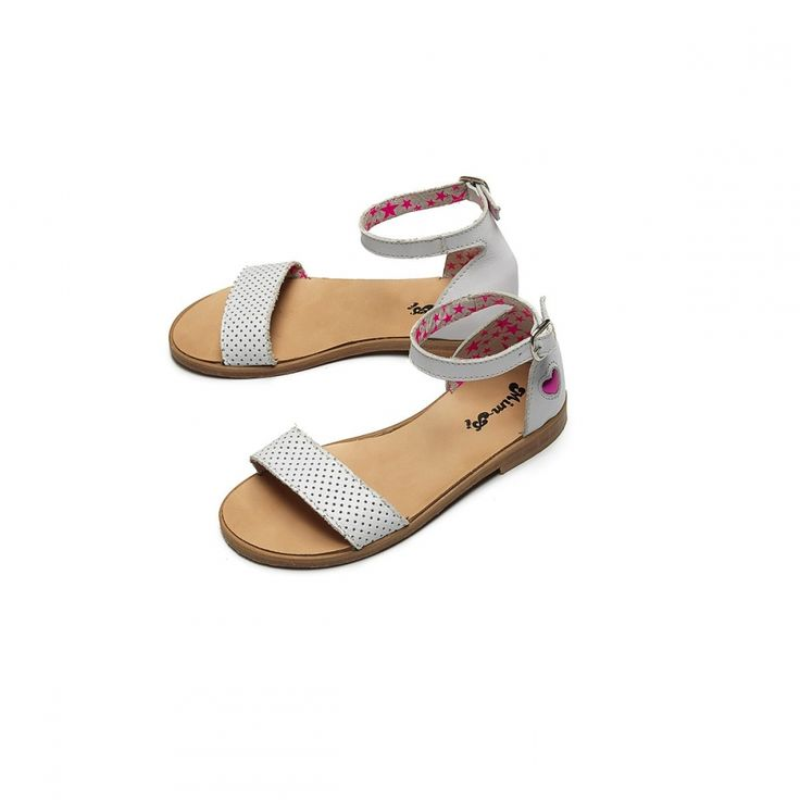 #White mim-pi sandals! #mimpi #ss2016 #ss16 #summer #