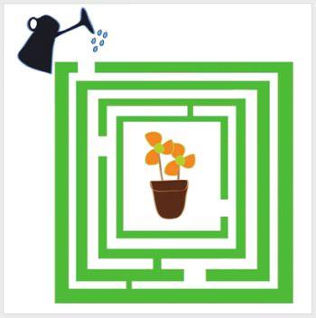 Actividades para Educación Infantil: Laberintos para imprimir