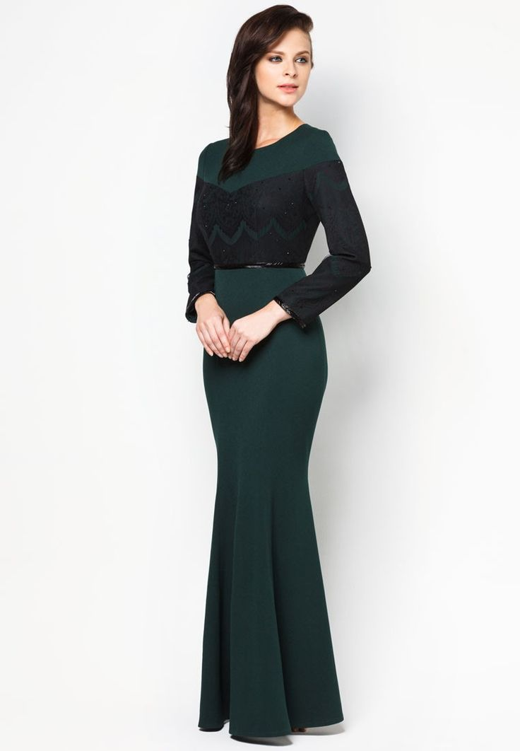 Buy Jovian Mandagie for Zalora Chantilly Calinda Dress | ZALORA Malaysia