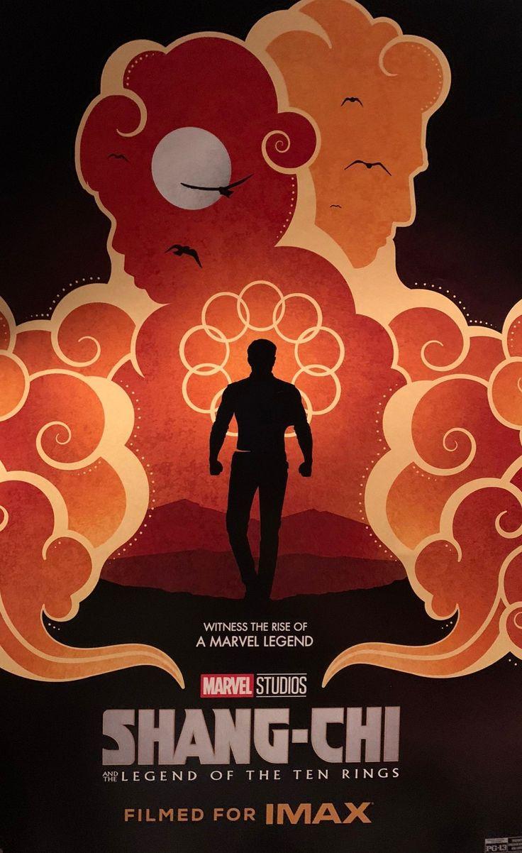 Shang Chi Imax Poster In 2021 Marvel Superheroes Art Marvel Wallpaper Marvel Avengers Movies
