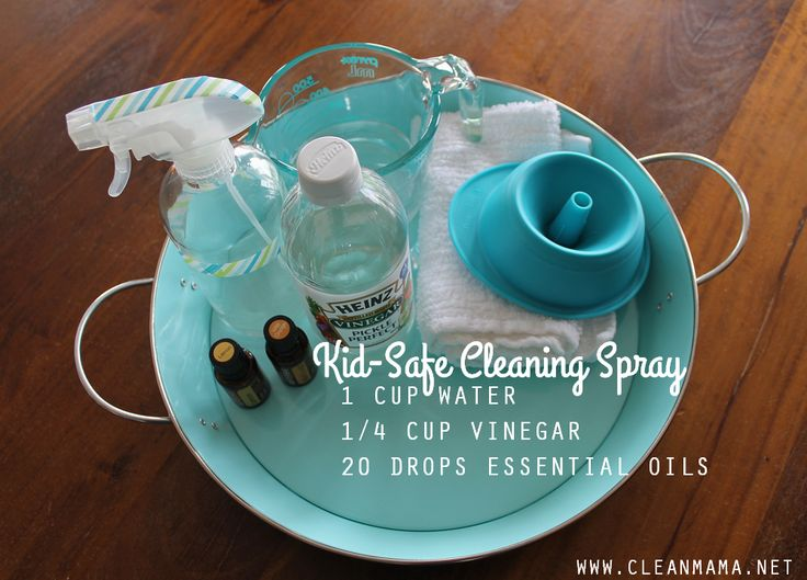DIY cleaner safe enough for your kids to use? Sign me up! Enlist some help with your kiddos to keep the house clean.
