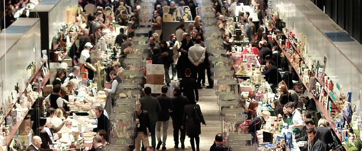 Florence (in Stazione Leopolda)  --- Taste --- the best of what's happening in food in Italy --- held annually in March