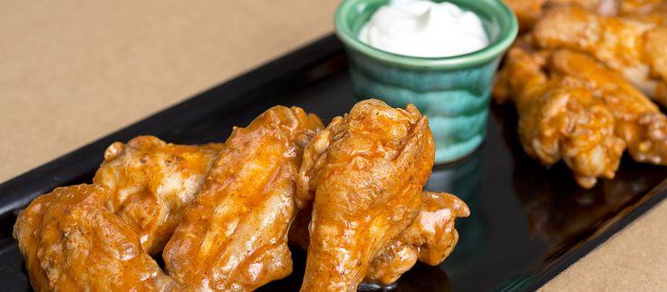 Bhut Jolokia (ghost pepper) Wings | Food Republic