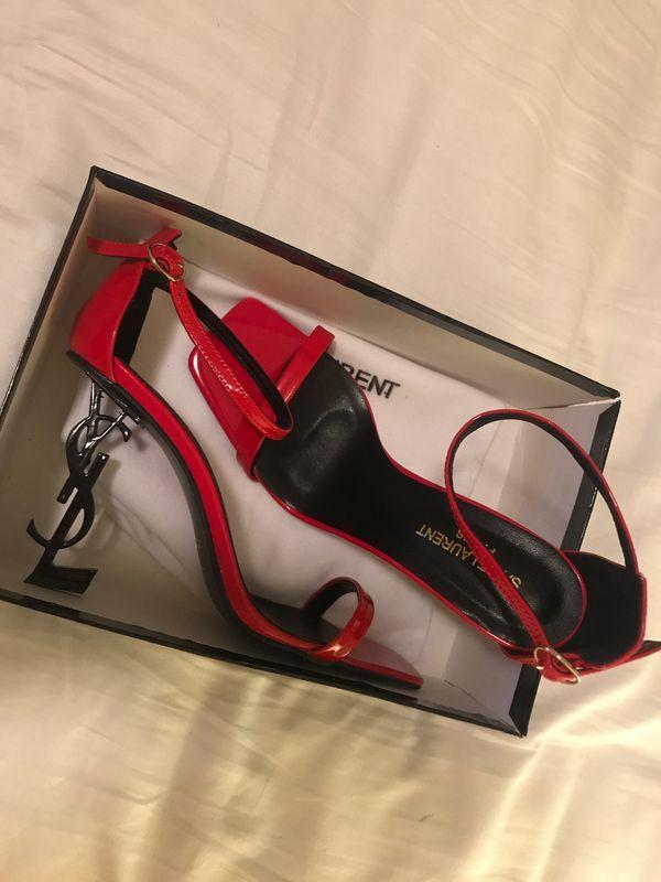 Yves saint laurent shoes, Ysl heels