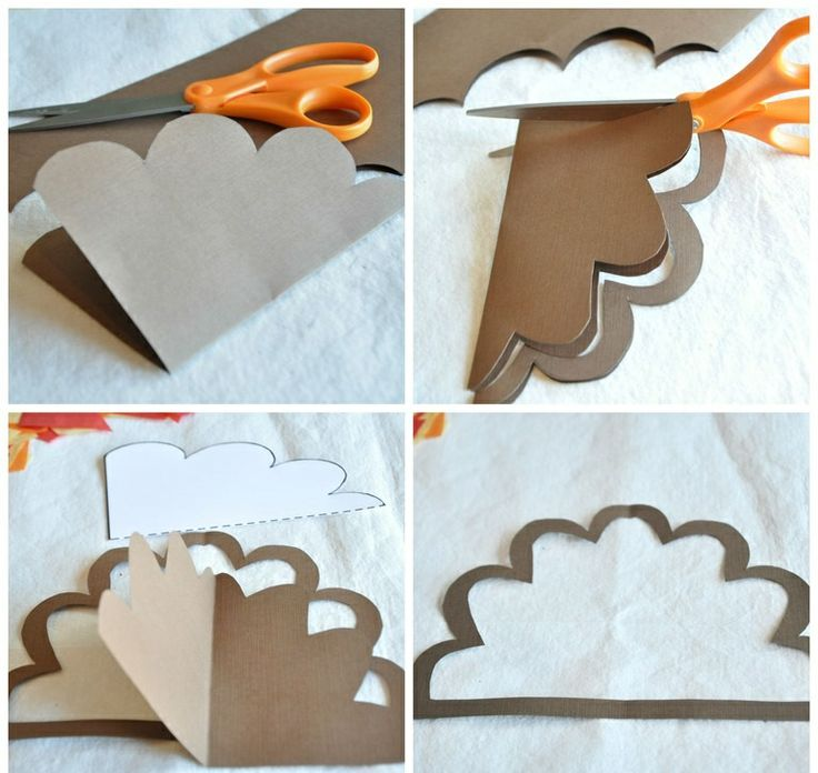 Simple Steps To Make Paper Craft Kidscrafts Craftideas