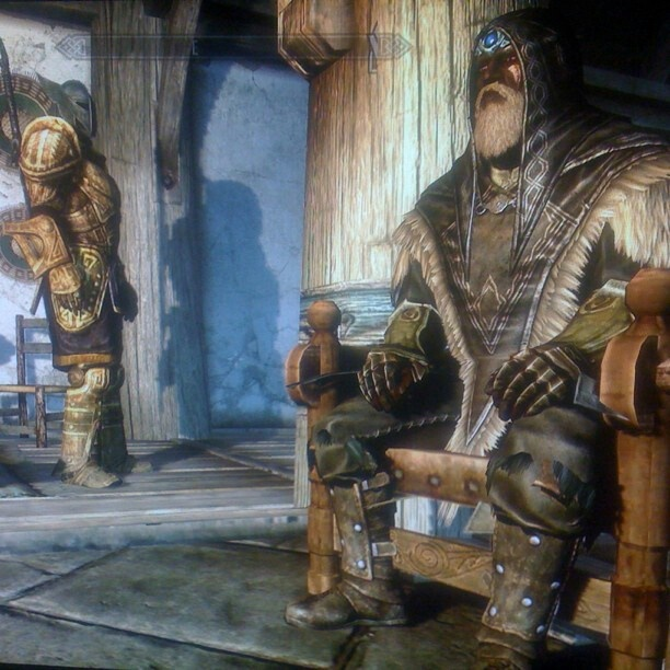Skyrim Character Design Ideas : My skyrim character the redguard rasta gaming
