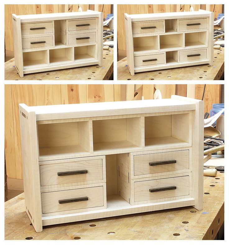 I really like spice boxes. I like the small pieces you can use for the interior drawers – a great place to use highly figured woods that are mostly small scraps. I like how you can decorate the outside with bits and pieces in the form of inlay, be it banding or stringing. What I …
