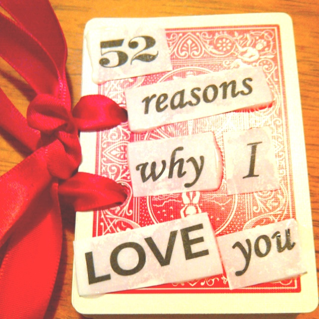 fun way to say i love you
