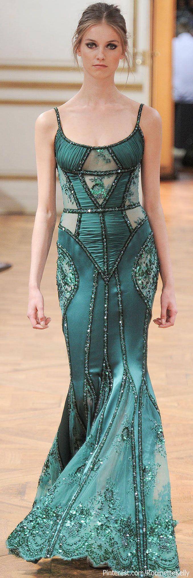 Zuhair Murad Haute Couture | F/W 2013