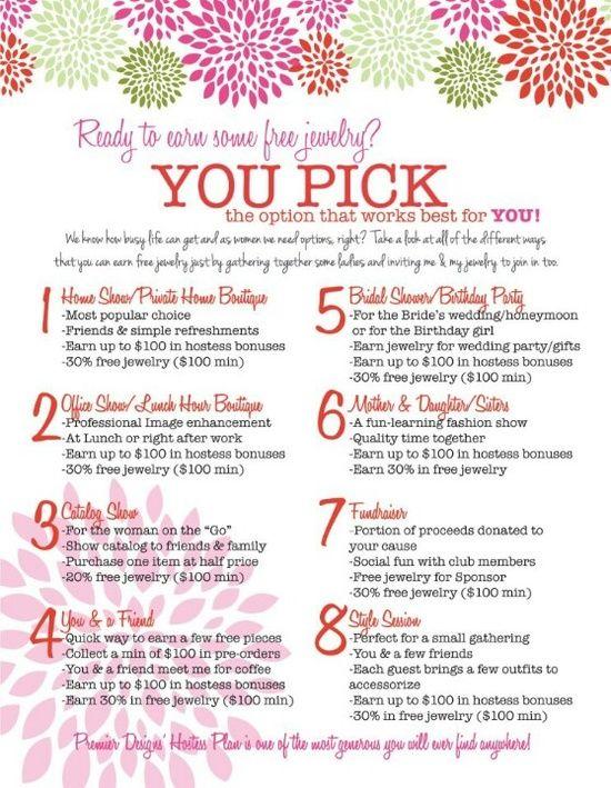 So many different ways! Contact Christina @ crdingee@hotmail.com