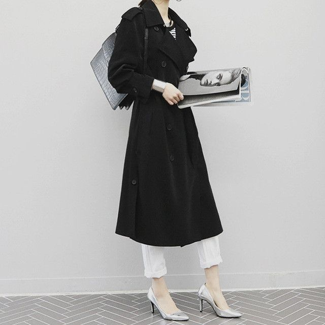 17 best ideas about Long Trench Coat on Pinterest | Duster coat ...