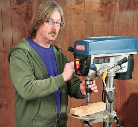 How to Maintain Your Shop Drill Press from Drive Belt to Tool Lubricant - We'll start out by cleaning and lubricating the tool, but as stated, there are many things you can do to improve your drill press's performance and longevity.  #drillpress #machinecare #maintenance #shop