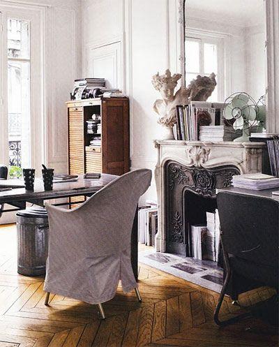 17 Best Images About Parisian Interiors On Pinterest