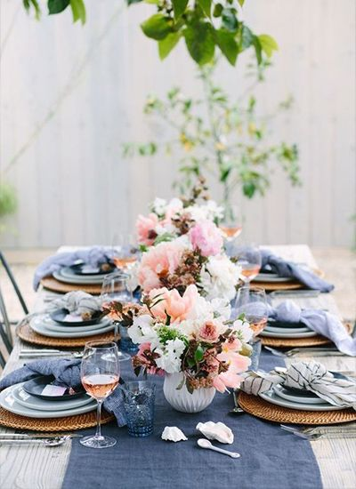 5 styling tricks for the perfect alfresco dinner party - Sporteluxe