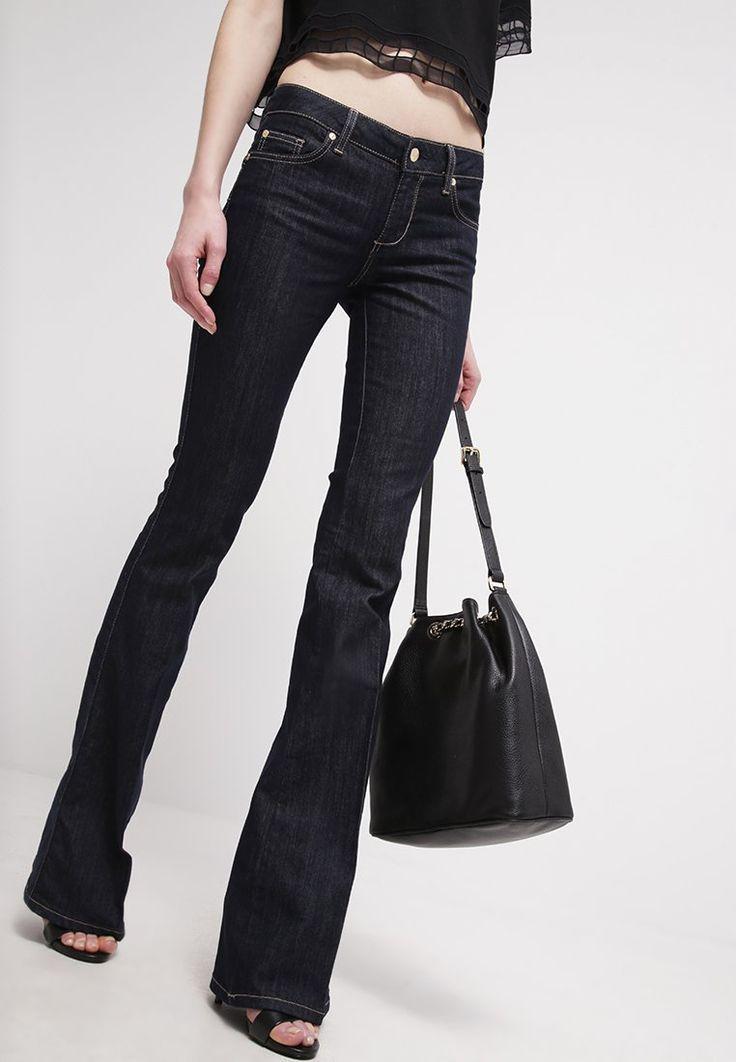 Liu Jo Jeans SUPER FLARE - Jeans bootcut - rinsed - Zalando.se
