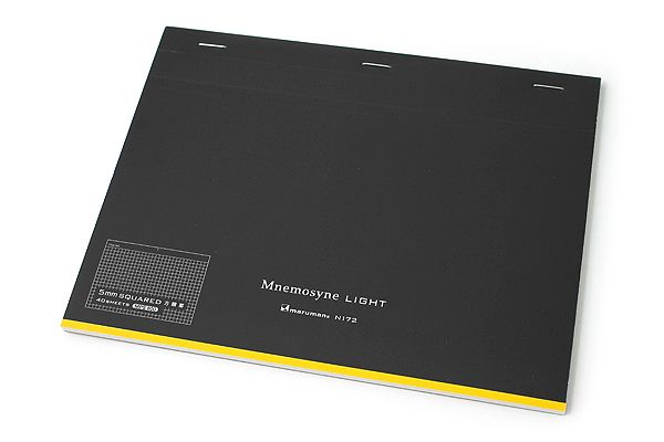 Maruman Mnemosyne Light Notepad - A5