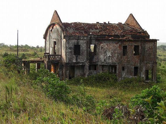 Bokor Hill, Cambodia