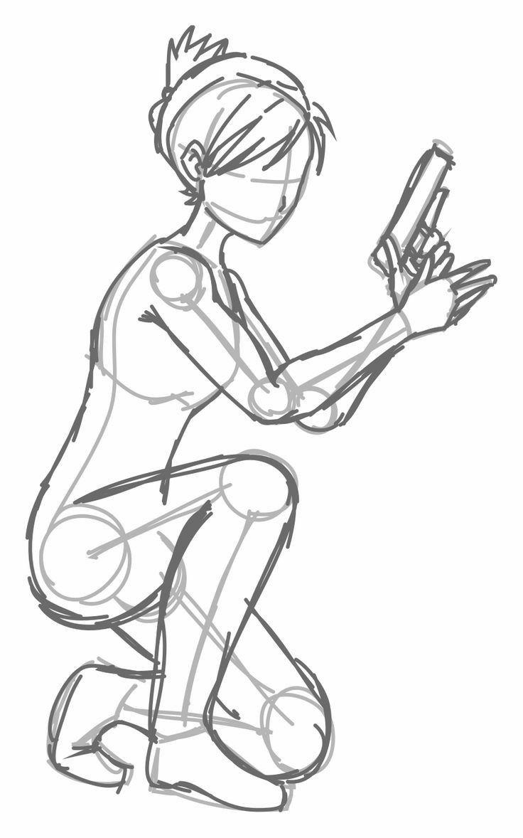Tutoriales Para Dibujar Personas Paso A Paso Curso Para Aprender A Dibujar Personajes Art Drawings Art Inspiration Drawing Anime Drawings Sketches