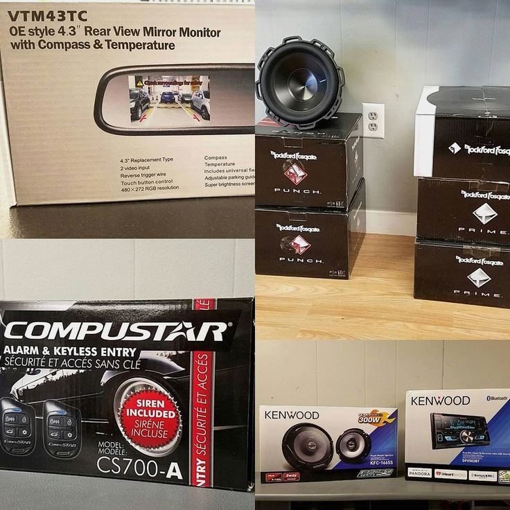 We don't do black Friday but #smallbusiness Saturday is on!  We've got tons of specials on stereos, amps, woofers, alarms, backup cameras, and everything else! #Caraudiofl #carstereo #clearwater #florida #compustar  #rockfordfosgate #kenwood #sony #custom