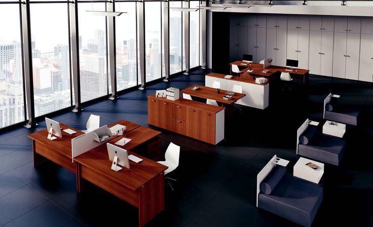 Uffici Operativi: Scrivanie Armadi Cassettiere - Proposte Ufficio Bado | Bado office & interior design - Mobili per Ufficio e Arredo Casa