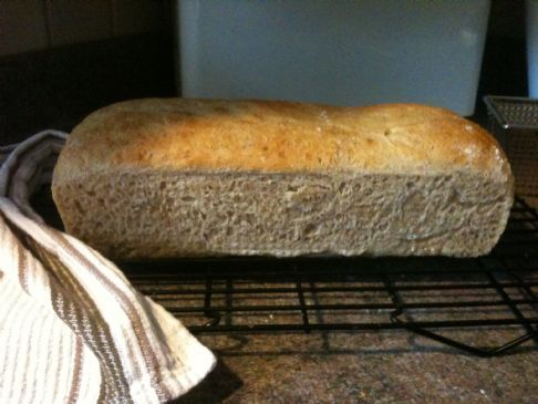 Low Calorie Whole Wheat Bread Recipe by HEALTHYBEC11- definitely testing this recipe soon. I'd rather make my own bread.