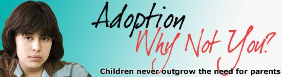 Adoption: Why Not You?  The Texas Adoption Resource Exchange (TARE) website helps match children awaiting adoption with adoptive parents. It includes photos and profile information on children available for adoption and allows families to provide information about their adoption preferences and interests in adopting a child.