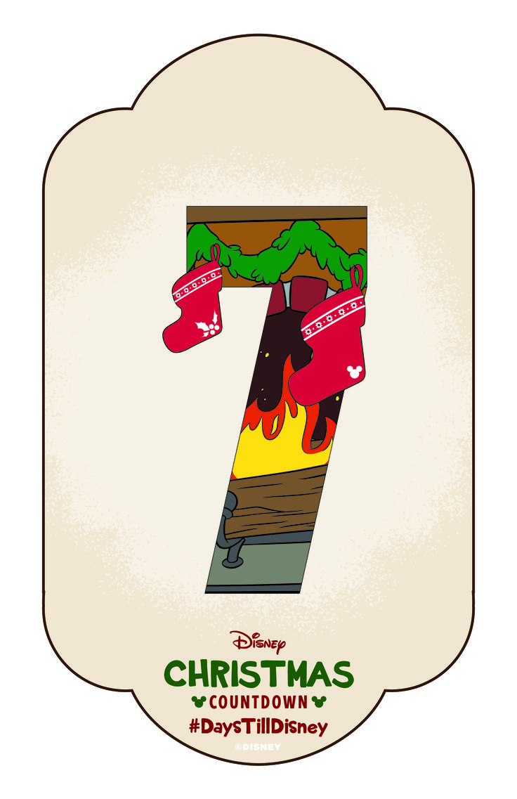 14 best images about disney countdown on pinterest for Make your own christmas countdown calendar