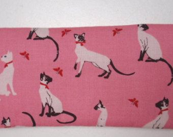 SIAMESE CATS glasses cases - Edit Listing - Etsy