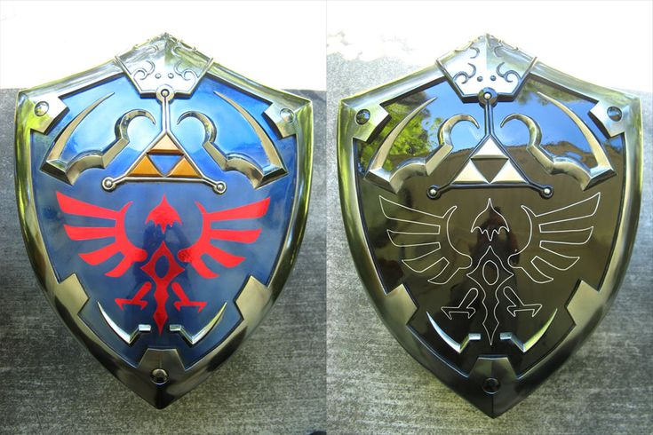 Hylian Shield: Zelda Twilight Princess