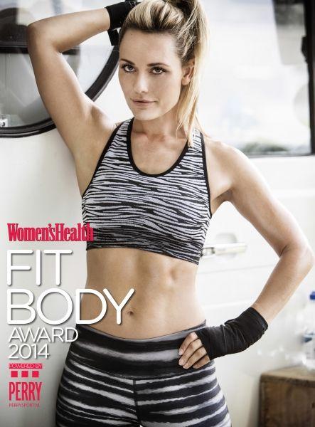 Word jij WH's Fit Body 2014? De winnares ontvangt een interview en professionele fotoshoot in Women's Health magazine en op womenshealthmag.nl, plus een uitgebreid Perry-kledingpakket ter waarde van € 450 Voor meer info: http://www.womenshealthmag.nl/Life/Doe-mee-WH-s-Fit-Body-Contest-2014