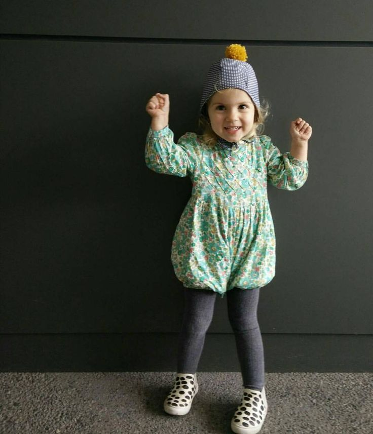 How cute would a dolly sized pom pom bonnet be? Stay tuned