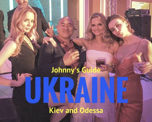 Johnny's Guide to Ukraine: Kiev, Odessa, Lviv, and Chernobyl  | JohnnyFD.com - Follow the Journey of a Location Independent Entrepreneur