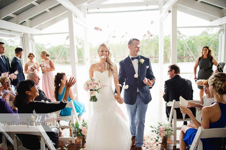 Sirromet Wedding | Sarah + Peter - Vellum Studios