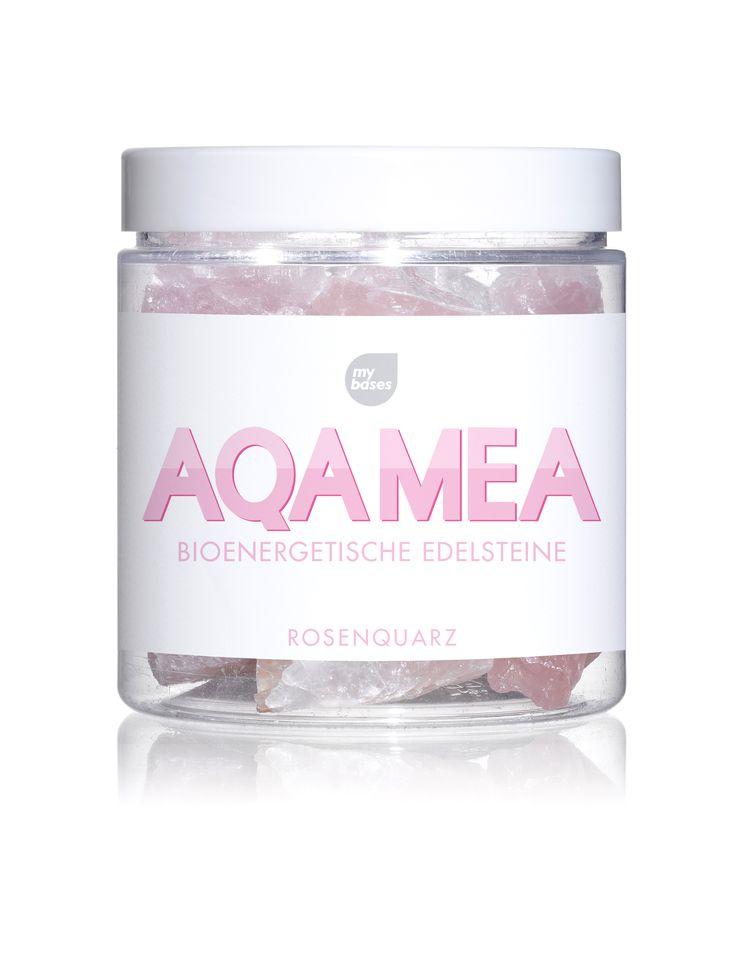 Bioenergetische Edelsteine, ROSENQUARZ, www.aqamea.de