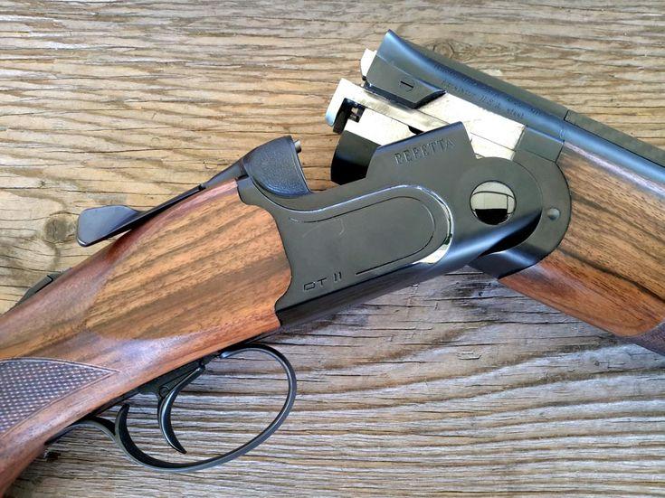 Beretta DT11 Black, è incominciata l'era del carbonio sui fucili da piattello, ecco il Beretta DT 11 in versione Black, fucile leggero e molto poliedrico.